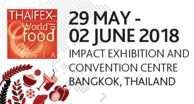 THAIFEX EXHIBITIONS 2018