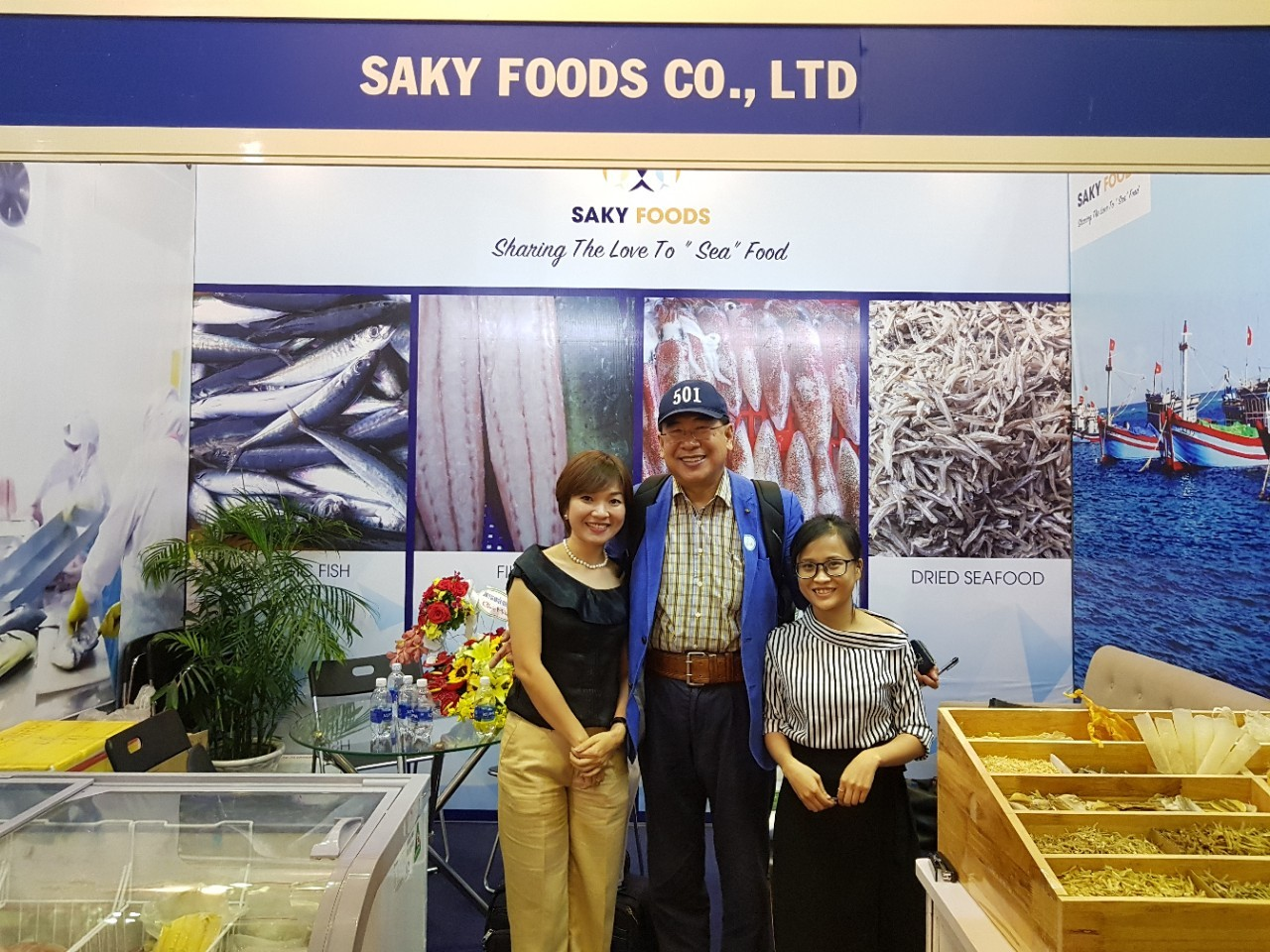 VIETFISH EXHIBITIONS 2018